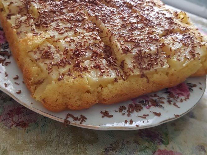 Порадуйте своих домочадцев невероятно вкусным пирогом