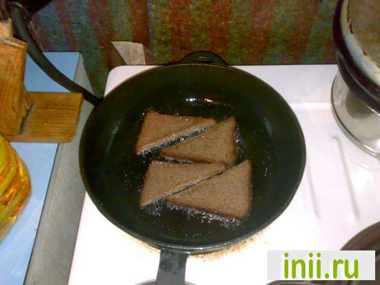бутербродики со шпротами