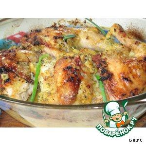 Цыпленок Piri-Piri