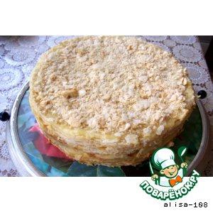 """Торт """"Наполеон"""" от моей бабушки"""