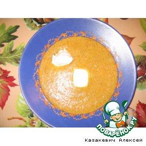Суп-кашка из овощей