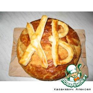 Средиземноморский праздничный хлеб