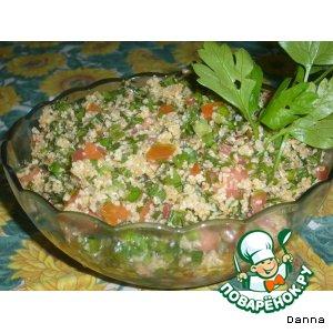 """Арабский салат """"Табуле"""""""