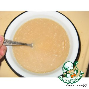 Сырный соус-пятиминутка