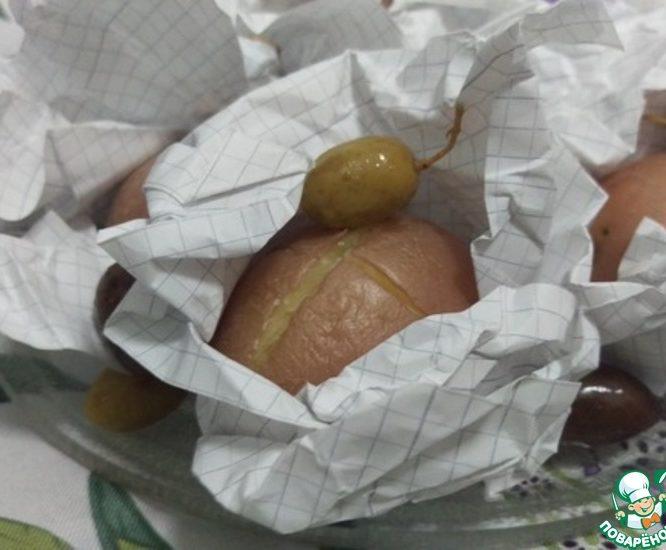 Картофель, запеченный в бумаге