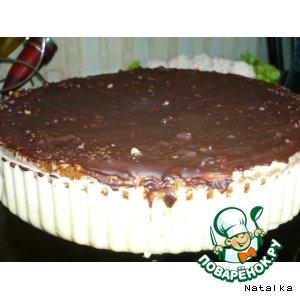 Торт « Птичье молоко»