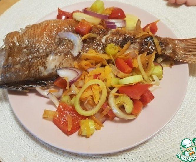 Рыба по-венгерски
