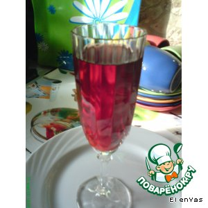 Вино дамское домашнее