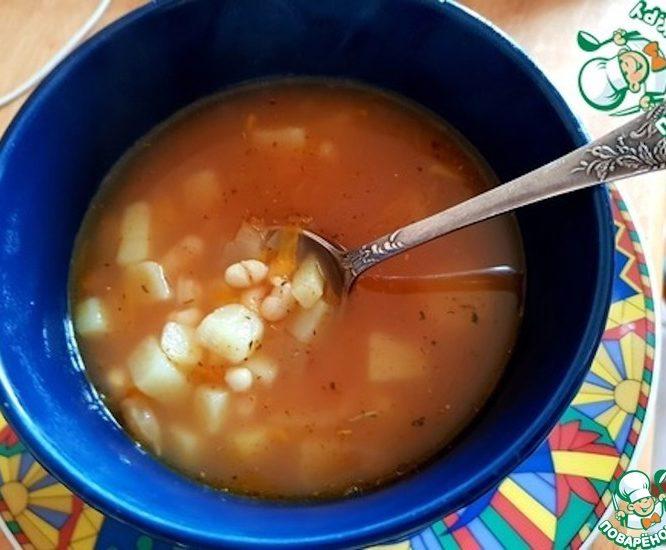 Суп одинокого эстонского селянина