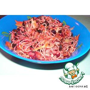 Китайский салат «Лен Дзи»