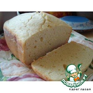 Белый хлеб из хлебопечки