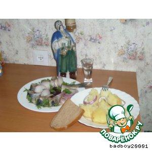 Запорожский закусон