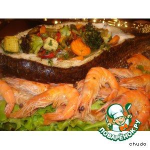 Царское угощение из рыбы