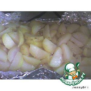Запеченный картофель из духовки