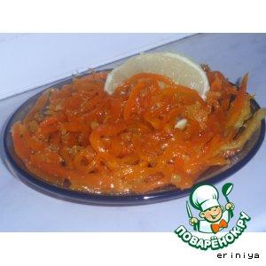 Медовая морковка