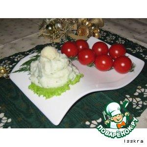 Пюре из цветной капусты