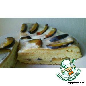 Торт, который можно точить на ночь =)