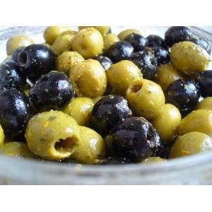 Маринованные маслины