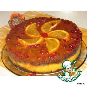 """Торт """"Овощное чудо"""""""