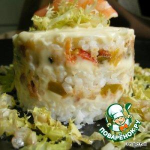 Рисовое пирожное