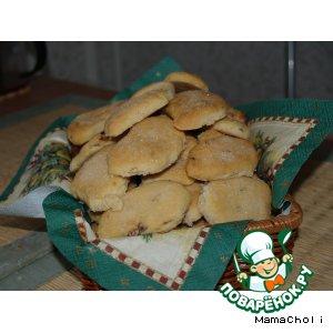 Печенье из майонеза - 2