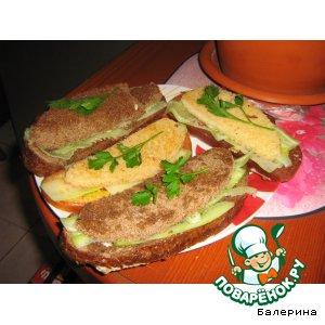 Бутерброды от Мони