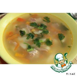 Супец по-деревенски