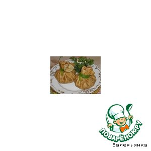 Узелочек-пирожок