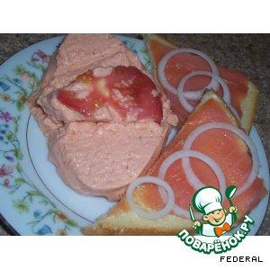 Мусс из помидоров