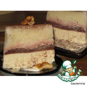 Десерт «Ароматная дынька»