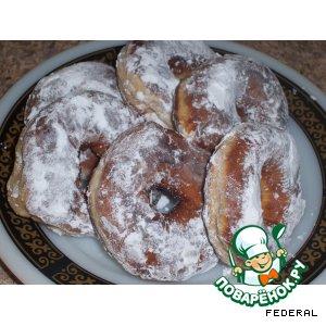 Тающие пончики