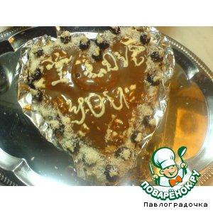 "Торт ""Валентинов день"""