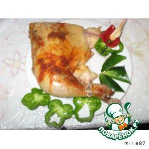 """Курица в стиле """"Fast food"""""""