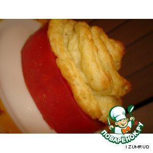 Запечeнное картофельное пюре