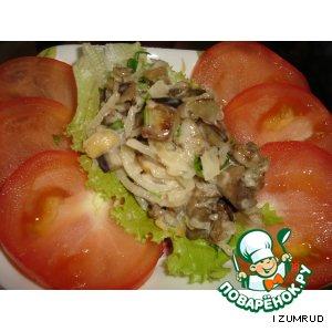 Баклажаны по-гречески (закуска)