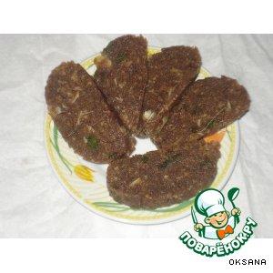 Сладкая колбаска