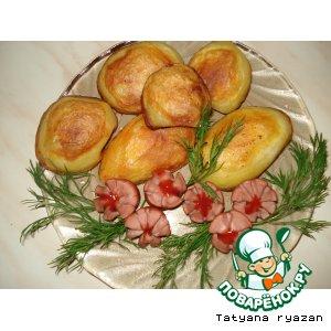 Городская картошка