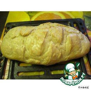 Хлеб за пять минут