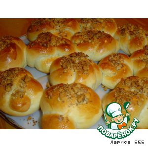 Английские булочки от Салли Лунн