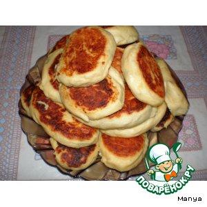 Сырники из картофеля и творога