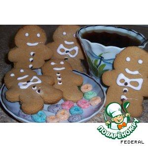 "Печенье ""Gingerbread"""
