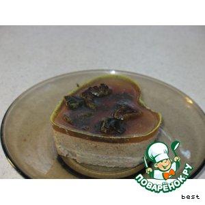 Куриный паштет с черносливом