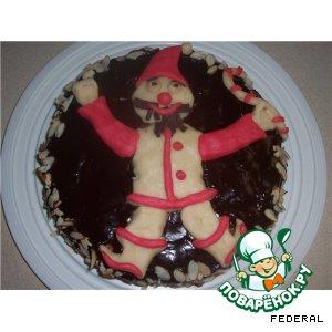 """Торт """"Гномик"""""""