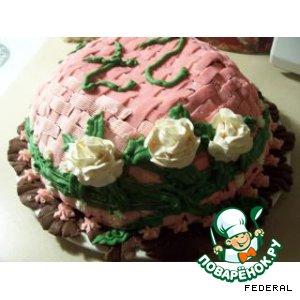 """Торт """"Шляпа"""""""