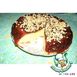 Турецкое пирожное