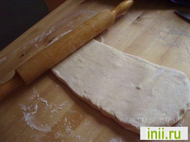 То самое особенное домашнее слоеное тесто